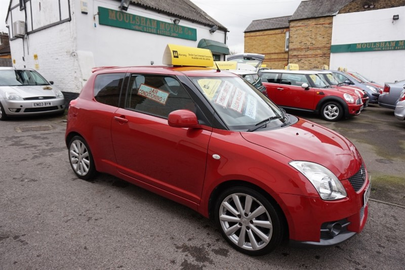 used Suzuki Swift SPORT in chelmsford essex