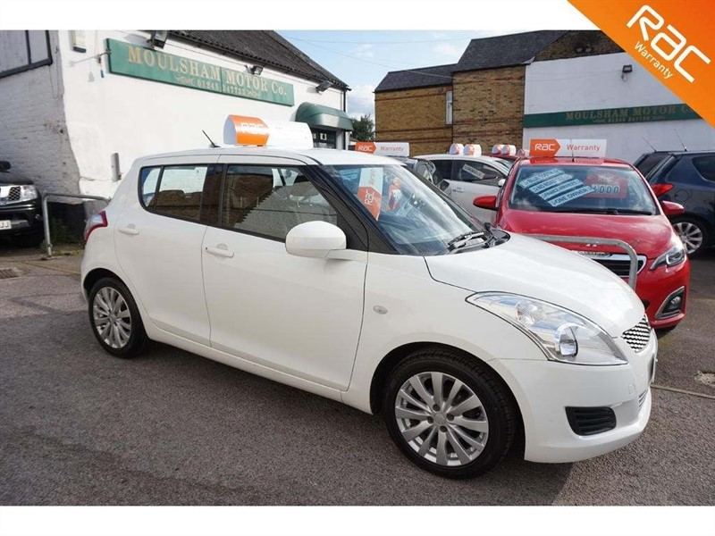 used Suzuki Swift SZ3 5dr in chelmsford-essex
