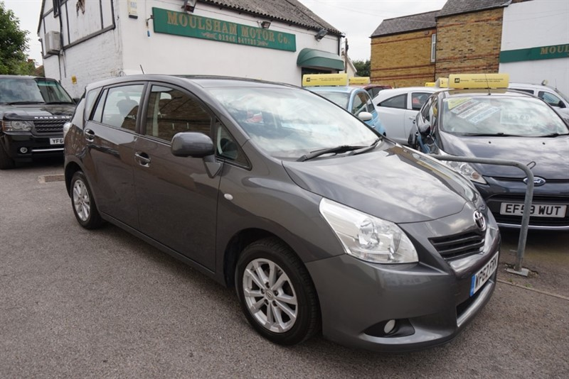 used Toyota Verso VALVEMATIC TR in chelmsford-essex