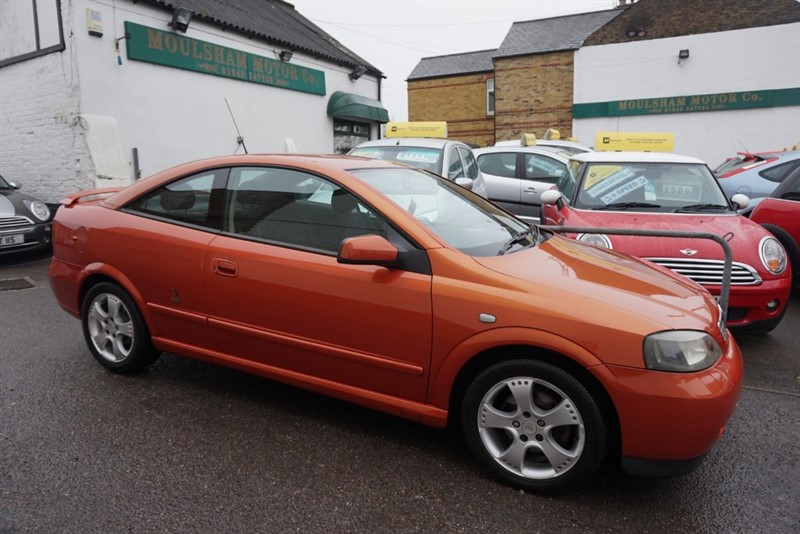 used Vauxhall Astra 16V in chelmsford-essex