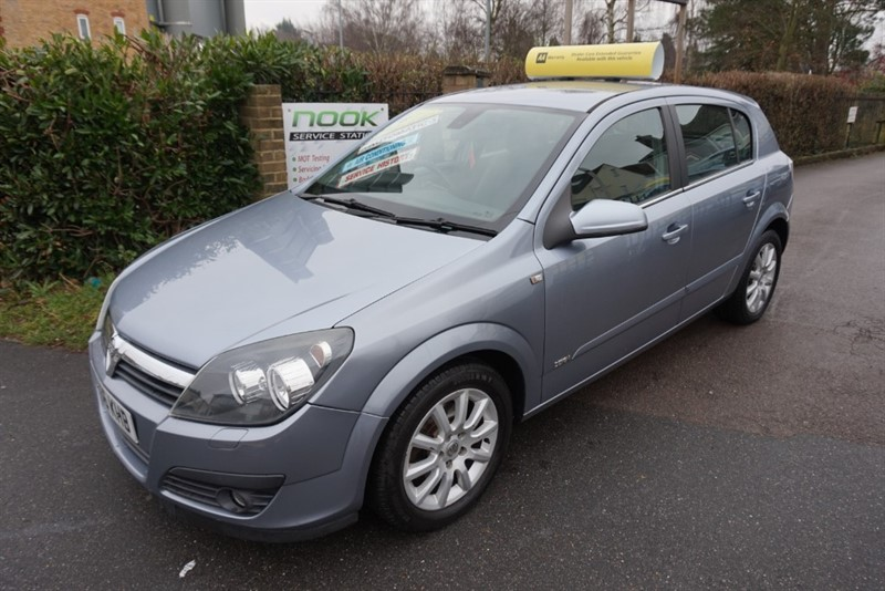 used Vauxhall Astra DESIGN 16V E4 in chelmsford-essex