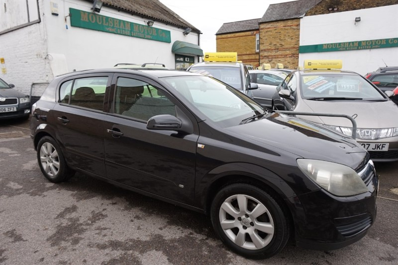 used Vauxhall Astra BREEZE 16V TWINPORT in chelmsford essex