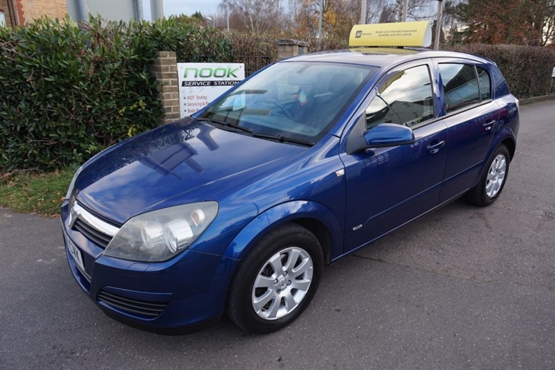 used Vauxhall Astra CLUB 16V TWINPORT in chelmsford essex