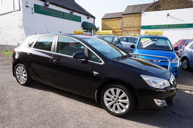 used Vauxhall Astra SE in chelmsford essex