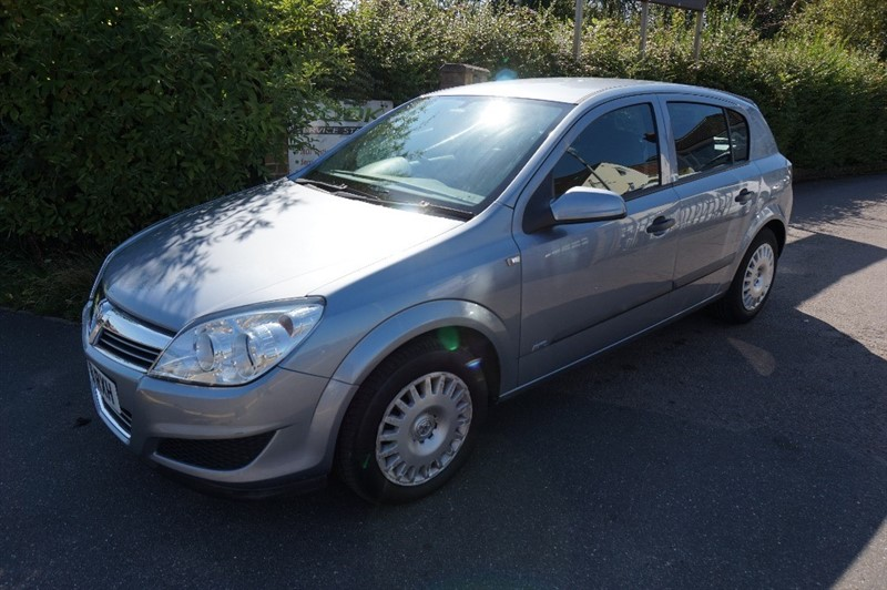 used Vauxhall Astra LIFE A/C in chelmsford-essex