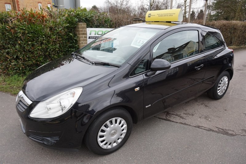 used Vauxhall Corsa CLUB AC 16V in chelmsford-essex