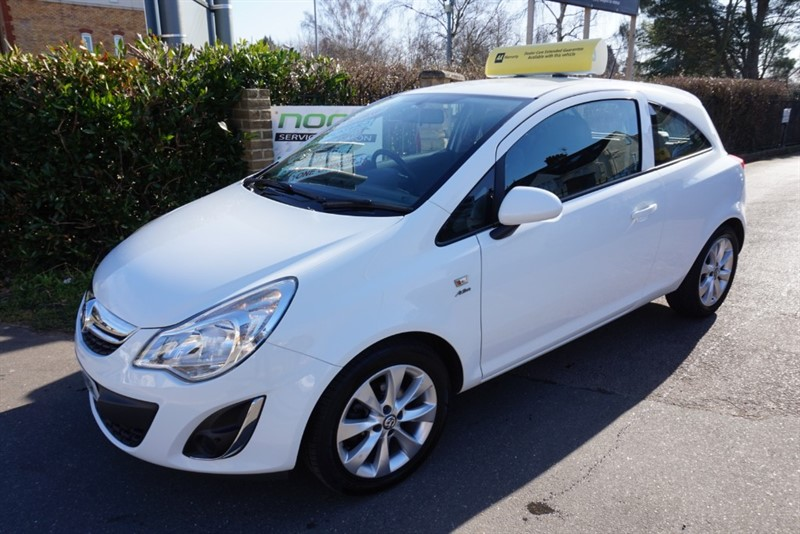 used Vauxhall Corsa ACTIVE AC in chelmsford essex