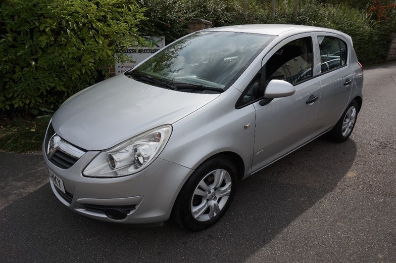 used Vauxhall Corsa ACTIVE in chelmsford essex