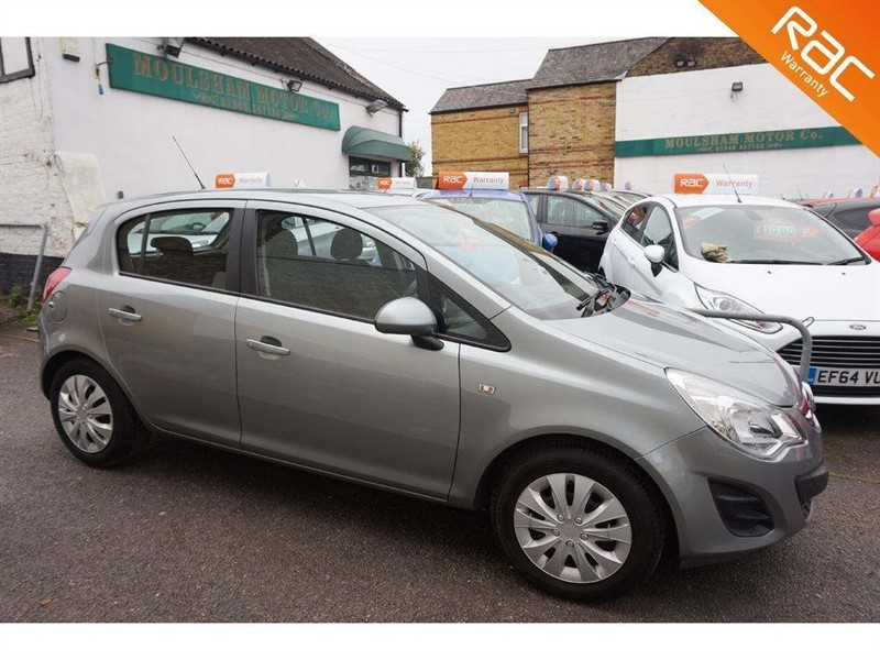 used Vauxhall Corsa 1.2 i 16v Exclusiv Easytronic 5dr in chelmsford-essex
