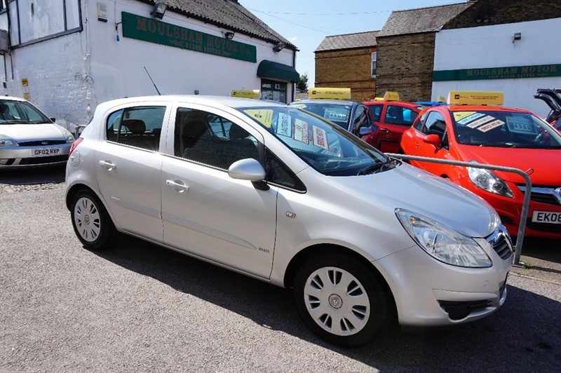 used Vauxhall Corsa CLUB A/C 16V in chelmsford essex