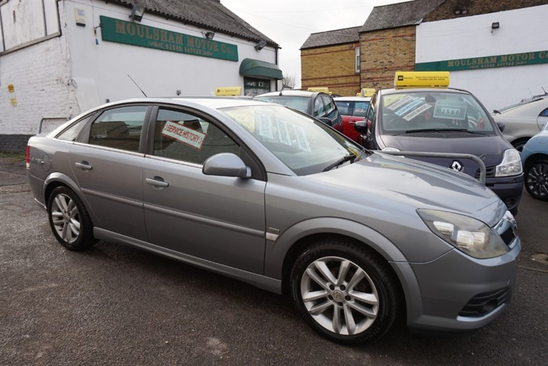 used Vauxhall Vectra VVT SRI NAV in chelmsford essex
