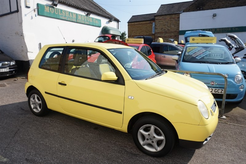 used VW Lupo E in chelmsford essex
