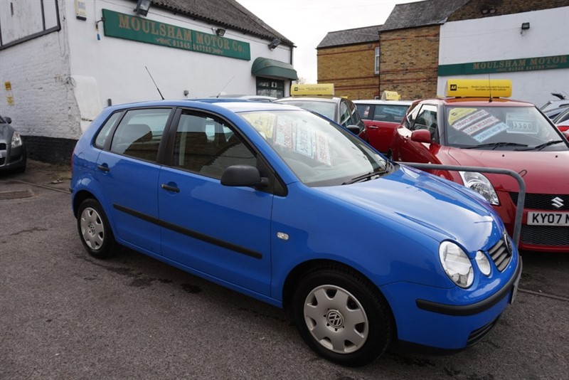 used VW Polo S (65BHP) in chelmsford essex