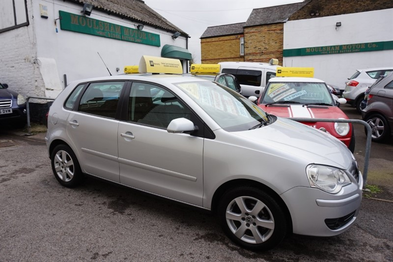 used VW Polo MATCH (60BHP) in chelmsford-essex