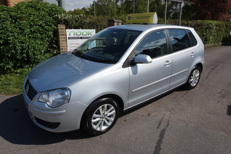 used VW Polo S (79BHP) in chelmsford essex