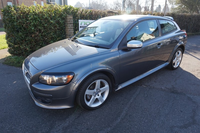 used Volvo C30 Rdesign Sport in chelmsford-essex