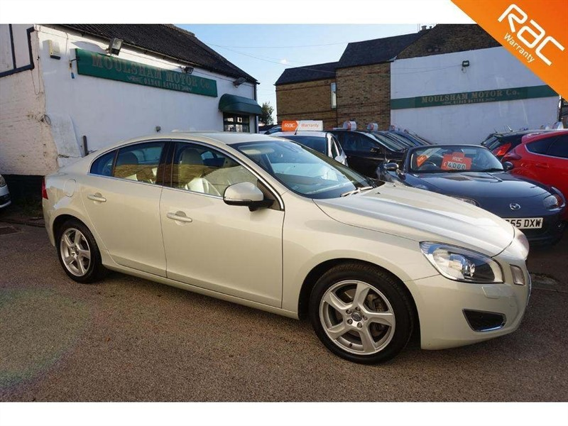 used Volvo S60 T5 SE Lux (Premium Pack) Powershift 4dr in chelmsford-essex
