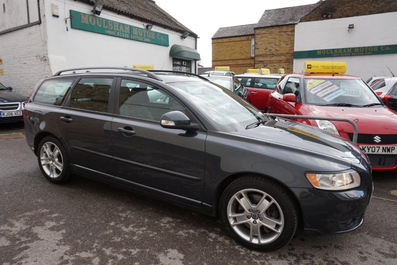 used Volvo V50 D SE in chelmsford essex
