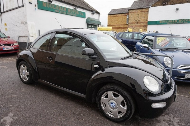used VW Beetle 3dr in chelmsford essex