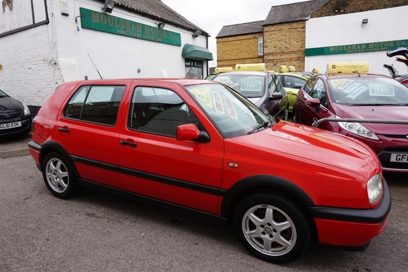 used VW Golf GTI in chelmsford-essex