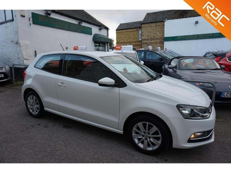 used VW Polo TSI BlueMotion Tech SE (s/s) 3dr in chelmsford-essex