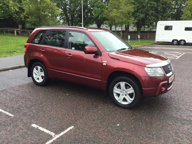 Suzuki Grand Vitara for sale
