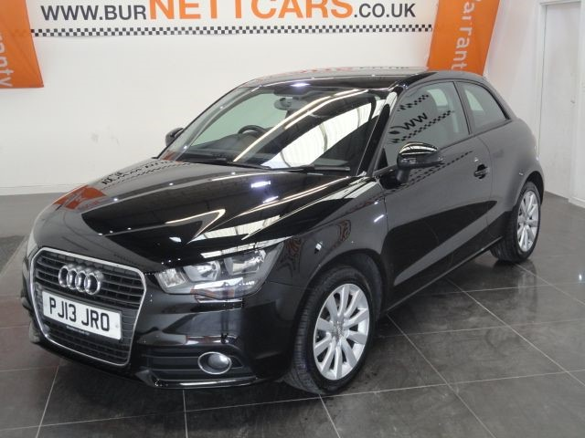 used Audi A1 TDI SPORT in chorely-lancashire