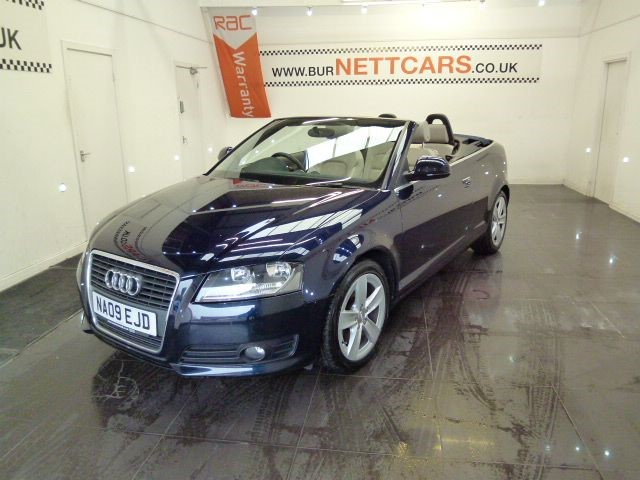 used Audi A3 TFSI SPORT in chorely-lancashire