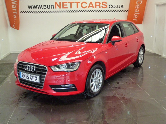 used Audi A3 SE in chorely-lancashire