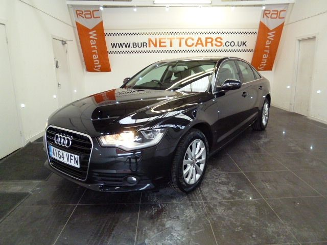 used Audi A6 TDI ULTRA SE in chorely-lancashire