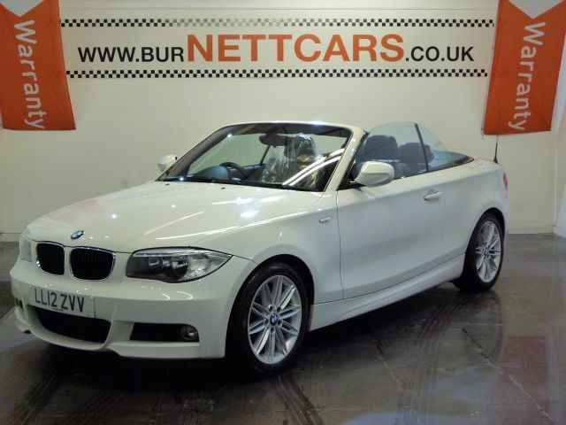 used BMW 120d M SPORT in chorely-lancashire