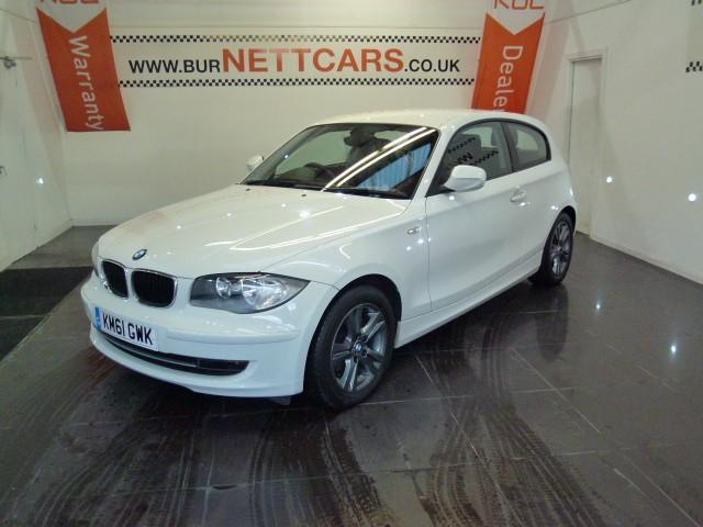 used BMW 116i SE in chorely-lancashire