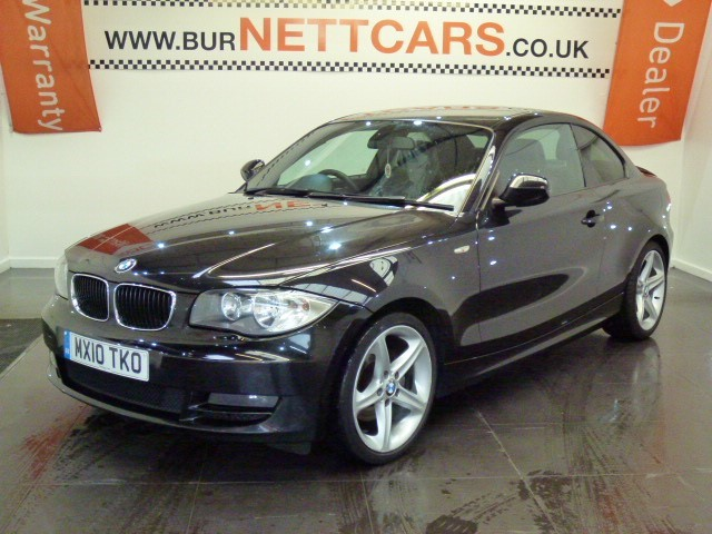 used BMW 120i SPORT in chorely-lancashire