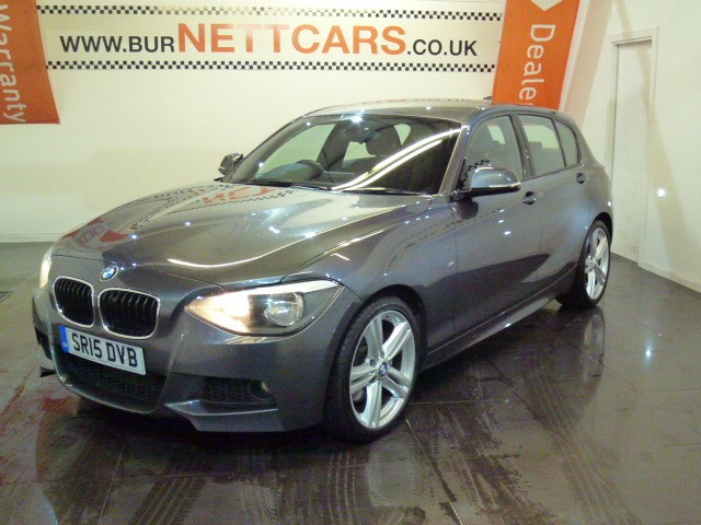 used BMW 125d M SPORT in chorely-lancashire