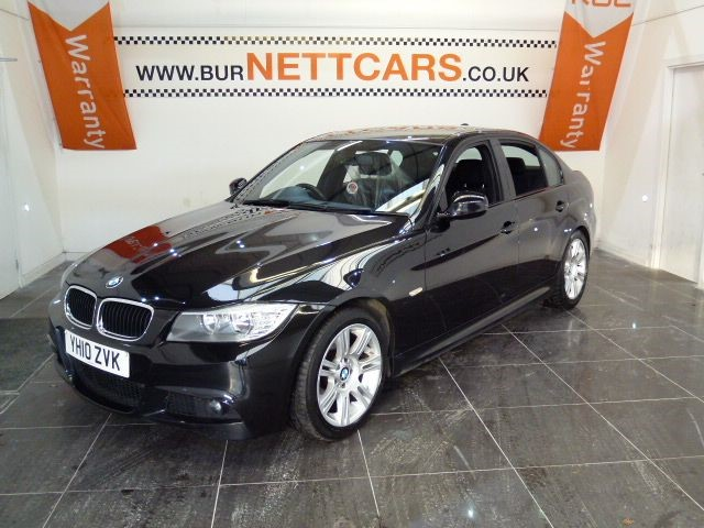 used BMW 318d M SPORT in chorely-lancashire