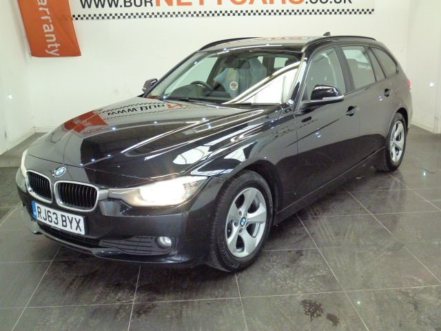 used BMW 320d EFFICIENTDYNAMICS TOURING in chorely-lancashire