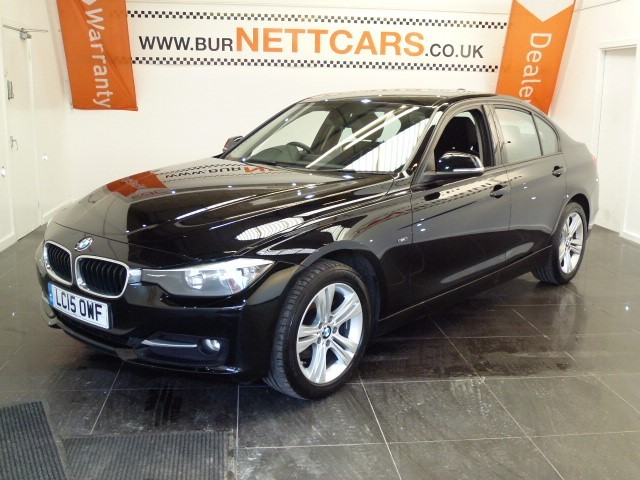 used BMW 318d SPORT in chorely-lancashire
