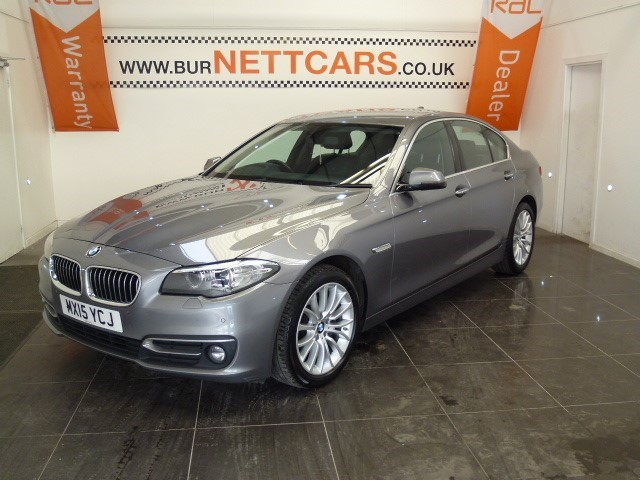 used BMW 520d LUXURY in chorely-lancashire