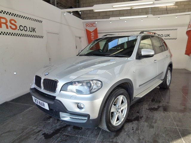 used BMW X5 D SE in chorely-lancashire