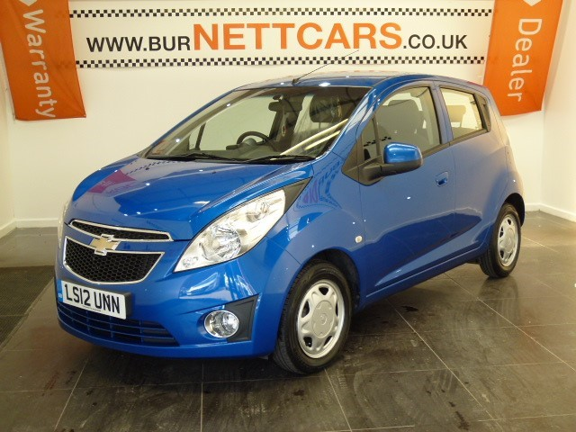 used Chevrolet Spark LS in chorely-lancashire