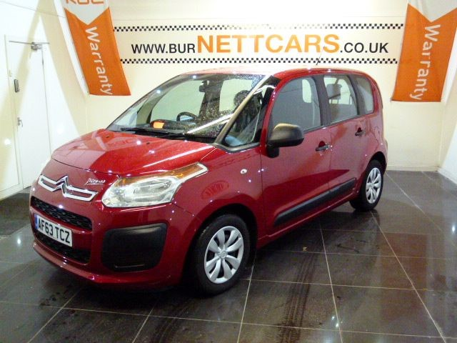 used Citroen C3 Picasso VT HDI in chorely-lancashire