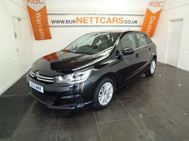 used Citroen C4 BLUEHDI FEEL DIESEL in chorely-lancashire