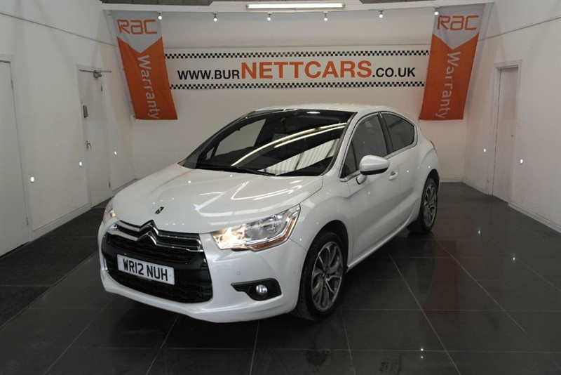 used Citroen DS4 HDI DSTYLE in chorely-lancashire