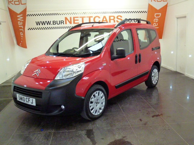 used Citroen Nemo Multispace HDI 8V in chorely-lancashire