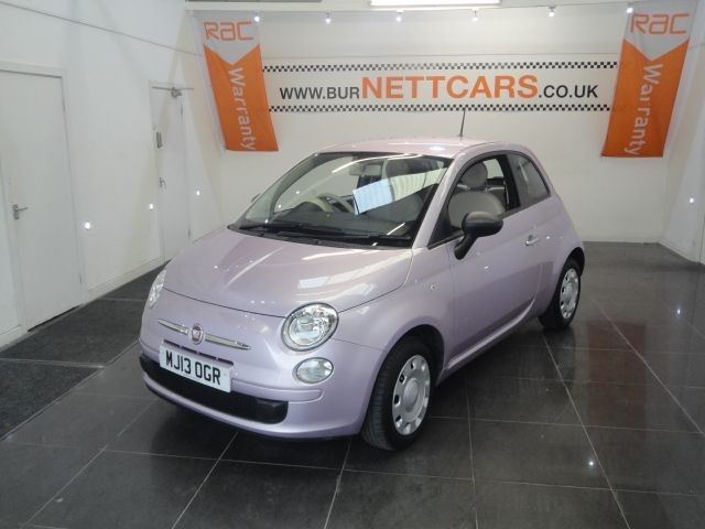 used Fiat 500 POP in chorely-lancashire