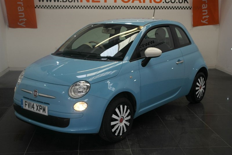 used Fiat 500 COLOUR THERAPY in chorely-lancashire