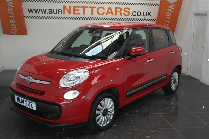used Fiat 500L POP STAR in chorely-lancashire
