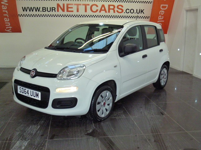 used Fiat Panda POP in chorely-lancashire