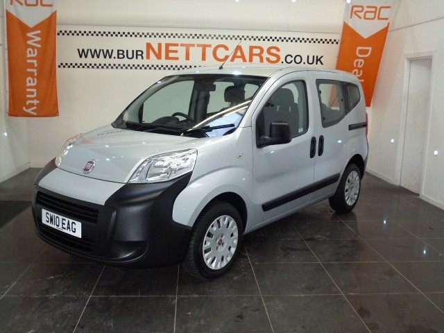 used Fiat Qubo ACTIVE in chorely-lancashire