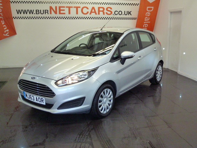 used Ford Fiesta STYLE TDCI 5 DOOR in chorely-lancashire